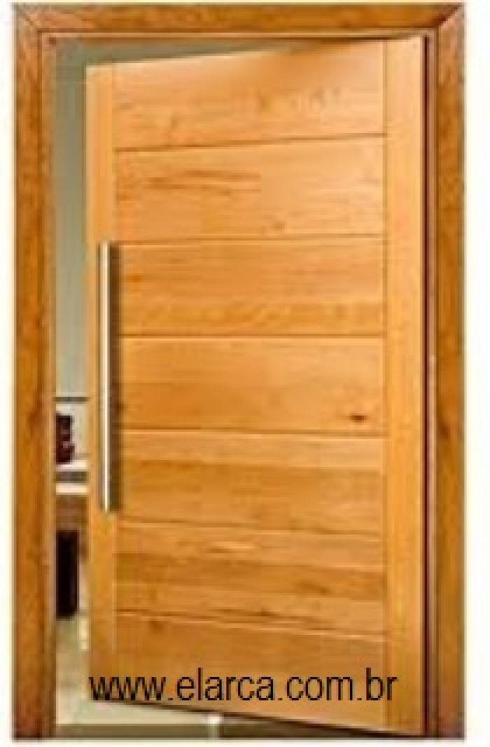 Elarca portas e janelas curitiba portas de madeira for Porta 1 20
